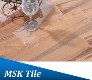 150X600 Full Polished Glaze Wood-Look Tile My156064 pictures & photos