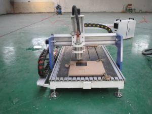 Mini Advertising CNC Router for Wood Metal Aluminium pictures & photos