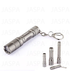 New Chinese 0.5W Aluminum LED Flashlight (12-1SZ001) pictures & photos