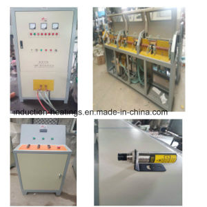 Superaudio Frequency Induction Heating Annealing Machine for Rebar Wire Strip pictures & photos