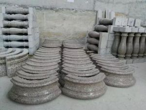 Column Cap and Base of Granite &Marble Profiling Machine pictures & photos