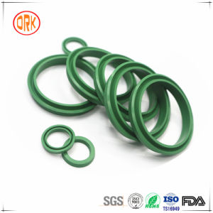 Antiaging Green OEM Rubber Oil Seal pictures & photos
