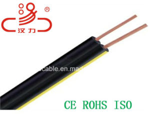 Rus (REA) PE-7PE/PVC Parallel Drop Wire/Computer Cable/ Data Cable/ Communication Cable/ Connector/ Audio Cable pictures & photos