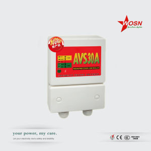 Automatic Voltage Switch 30A Voltage Protector pictures & photos