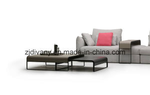 Modern Furniture Living Room Square Table Coffee Table (T-95) pictures & photos
