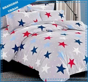 Reactive Printing Premium Quality Cotton Bed Sheet pictures & photos