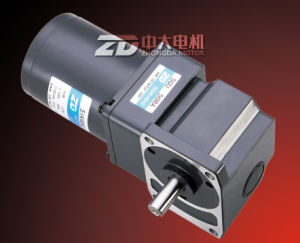 AC Right Angle Gear Motor--Spiral Bevel Angel(4GN 120RH) pictures & photos