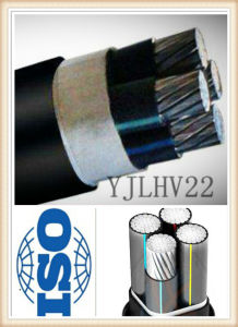 Aluminum Alloy Cable Self-Locking Cable pictures & photos