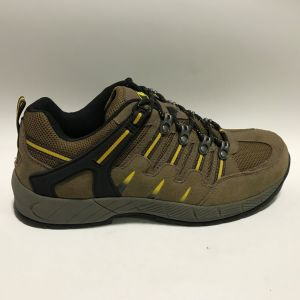 New Design Outdoor Sports Hiking Waterproof Shoes for Men pictures & photos