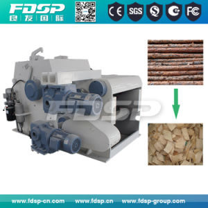 8tph Wood Logs Drum Type Chipping Equipment for Diameter 230mm pictures & photos
