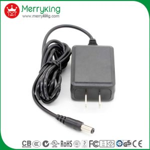 UL 12V Portable AC/DC Power Supply Universal Switching Adapter pictures & photos