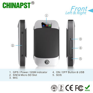 Real Time Car Tracking GSM GPRS Tk303 GPS Tracker (PST-VT303G) pictures & photos