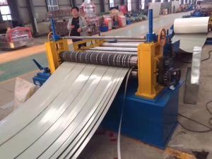 Custom Made Steel Coil Slitter pictures & photos