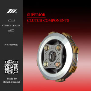 OEM Quality Genuine Cg125 Clutch Assembly for Honda Motorcycle pictures & photos