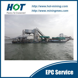 High Quality Gold Bucket Dredge pictures & photos