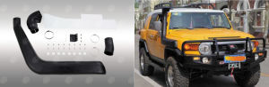 4X4 off-Road Snorkel for Toyota Fj Cruiser pictures & photos