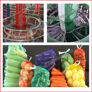 Plastic Mesh Bag Making Machine Manufacture pictures & photos