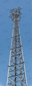 High Quality Communication Triangular Pipe Tower pictures & photos