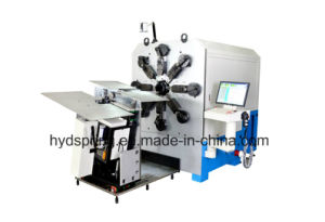 Combination of Multifunctional Computer Spring Machine & Wire Forming Machine pictures & photos