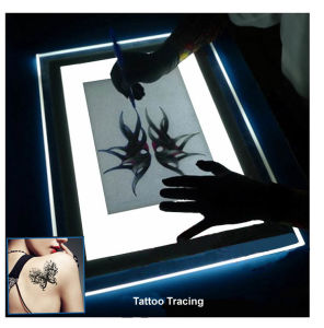 Tablet Track Pad Painting Plates Copy Tracing Board LED Light Panel pictures & photos