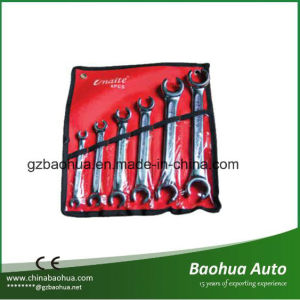 Flare Nut Wrench, Open Spanner for Oil Tube pictures & photos