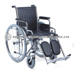 Manual Muti-Functional Foldable Wheel Chair pictures & photos