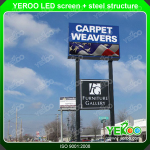 LED Screen Outdoor Digital Signage Advertising Display Billboard in Road Side pictures & photos