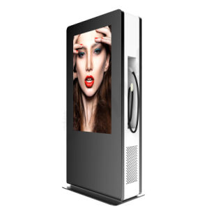 """Custom Kiosk Totem, 32"""" 42"""" 46"""" 55"""" Inch Floor Standing Android Wireless WiFi LCD Digital Signage pictures & photos"""