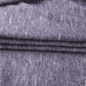 Wool/Polyester Fabric Thin for Autumn in Gray pictures & photos