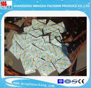 Alcohol Swab Packing Aluminium Foil Paper pictures & photos