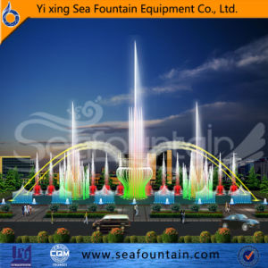 Outdoor Changeable Large Scale Multimedia Music Fountain pictures & photos