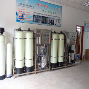 1000lph RO Water Filter Treatment Plant/Reverse Osmosis System/Water Purifier pictures & photos