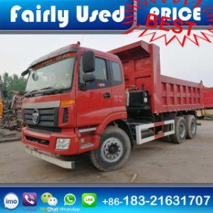 Used 6X4 Foton Dump Truck of Foton Tipper Truck