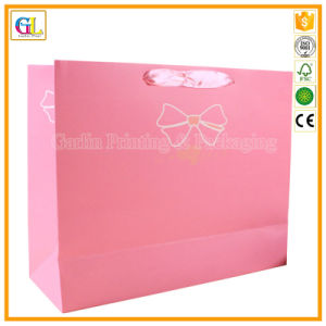 Professional Customized Paper Printing Shopping Bag (OEM-GL003) pictures & photos