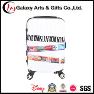 180cm Customized Sublimation Printed Travel Promotion Polyester Luggage Belt pictures & photos