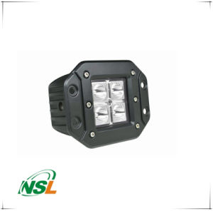 4inch 16W Square Cube Pods Flood Spot LED Work Light off Road 6000k pictures & photos