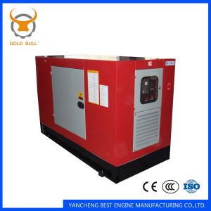 Factory Sales New Holland Power Silent Diesel Generator Set pictures & photos