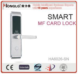 Honglg Manufacturing New Product Security Door Lock Electronic Door Lock pictures & photos