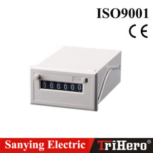Non Reset Table Six Digits Electro Magnetic Counter (CSK6-NKW) pictures & photos