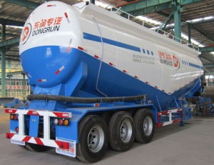 2-3 Axle Concrete Tanker/Cement Mixer Tank Trailer