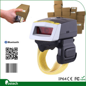 Mini Portable 2D Barcode Scanner for iPhone Tablet PC pictures & photos