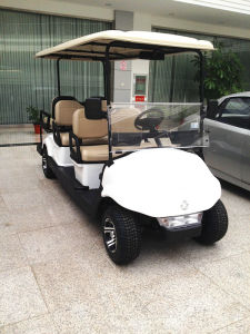 China Best 6 Seats Electric Vehicle for Golf Cart EQ9042-V6 pictures & photos