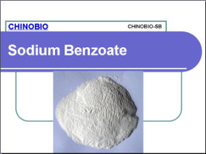 Food Additive Food Preservative Sodium Benzoate Powder