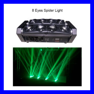 8*12W LED RGBW Spider Beam Light / Bar Light pictures & photos