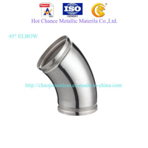 SUS201.304 Stainless Steel Pipe Accessories pictures & photos