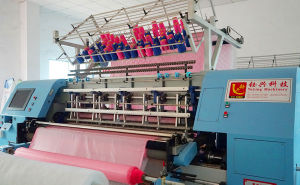 Yuxing Most Popular High Speed Quilting Machine Lock Stitch with CE and ISO Approval pictures & photos
