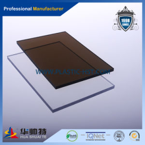 2015 Durable PC Solid Sheet for Decoration Material pictures & photos