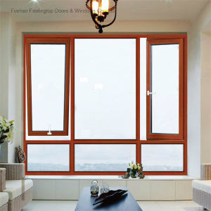 Simplicity Aluminium Commercial Window Frames (FT-W80) pictures & photos