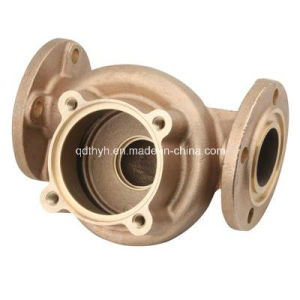Expert Foundry of Brass/Bronze Valve Body with ISO Certification pictures & photos