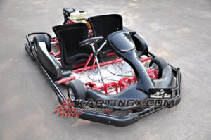 2016 Hot Selling 200cc/270cc 4 Wheels 2 Seats Racing Indoor Go Kart with Plastic Safety Bumper Gc2005 Pass Ce Certificate pictures & photos